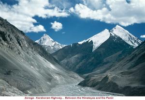 Zerega Himalayas-Pamir Hwy