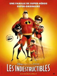 Affiche-les-indestructibles-Disney-Pixar
