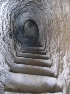 Vardzia_escape_tunnel